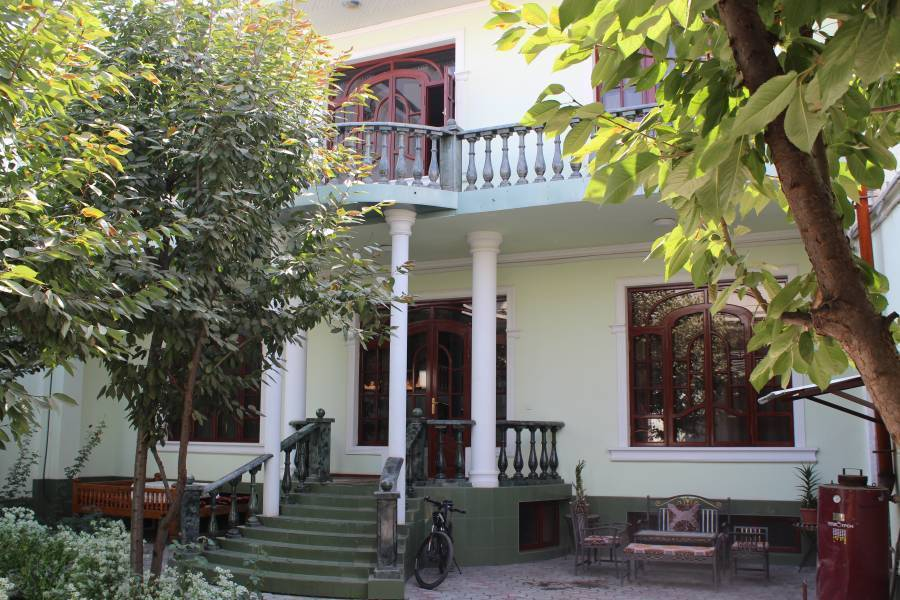 Green House Hostel, Dushanbe, Tajikistan, Tajikistan hotels and hostels