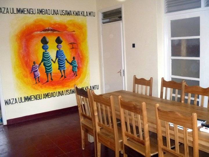 Karibu Hostel, Moshi, Tanzania, get travel routes and how to get there in Moshi