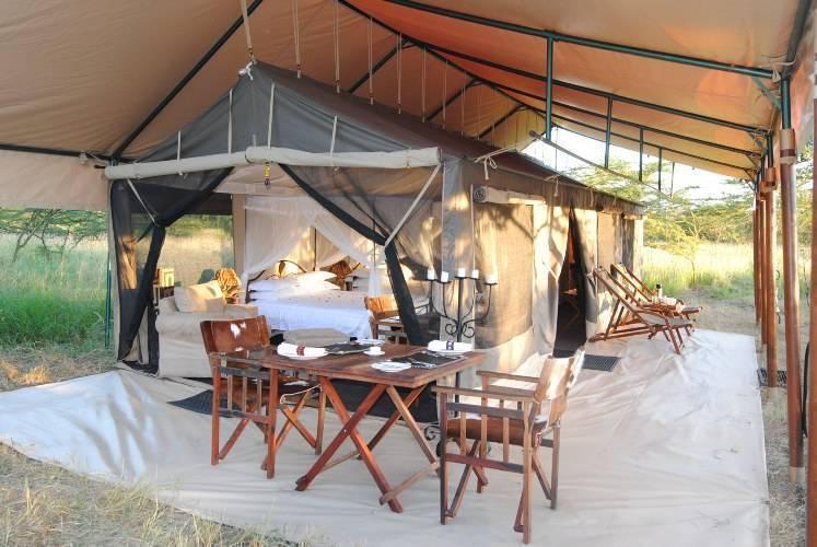 Serengeti Tanzania Bush Camp, Arusha, Tanzania, Meilleurs hôtels pour les fêtes dans Arusha