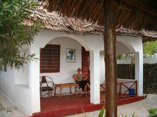 Uhuru Beach , Jambiani, Tanzania, what is an eco-friendly hotel in Jambiani