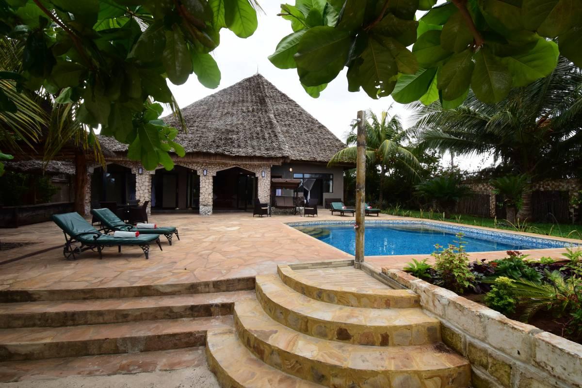 Tamani Villas, Matemwe, Tanzania, Tanzania hotels and hostels