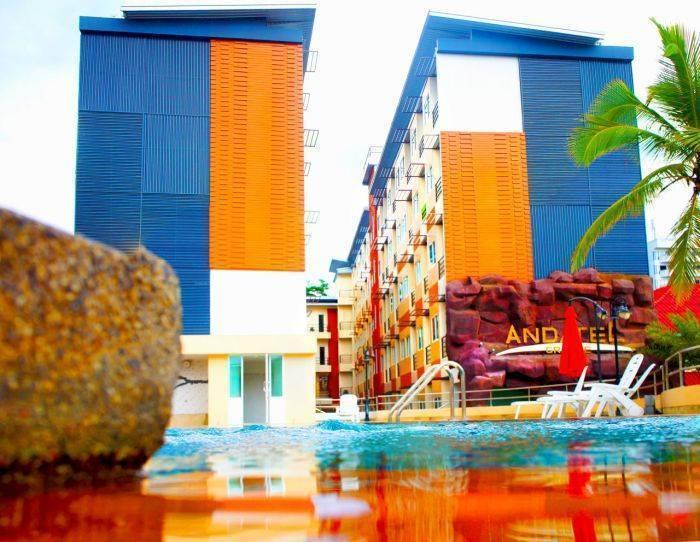 Andatel Grande Patong Phuket, Patong Beach, Thailand, Thailand hotels and hostels