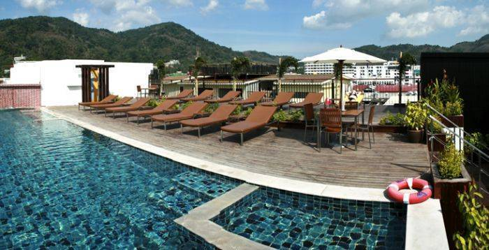 Aspery Hotel, Patong Beach, Thailand, find the lowest price for hostels, hotels or bed and breakfasts in Patong Beach