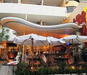 Baboona Beachfront Living, Jomtien, Thailand, impressive hotels in Jomtien