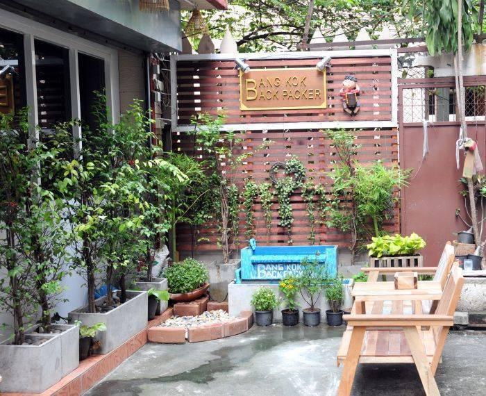 Bangkok Backpacker Guesthouse, Bangkok, Thailand, go on a cheap vacation in Bangkok