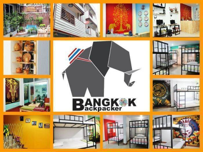 Bangkok Backpacker Guesthouse, Bangkok, Thailand, Thailand hotels and hostels