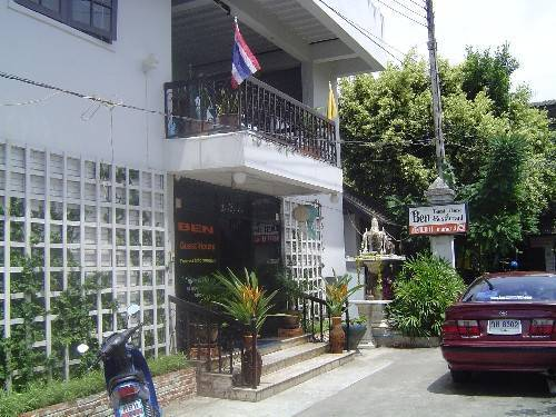 Ben Guesthouse and Restaurant, Amphoe Muang, Thailand, ビューのあるホテルと客室 に Amphoe Muang