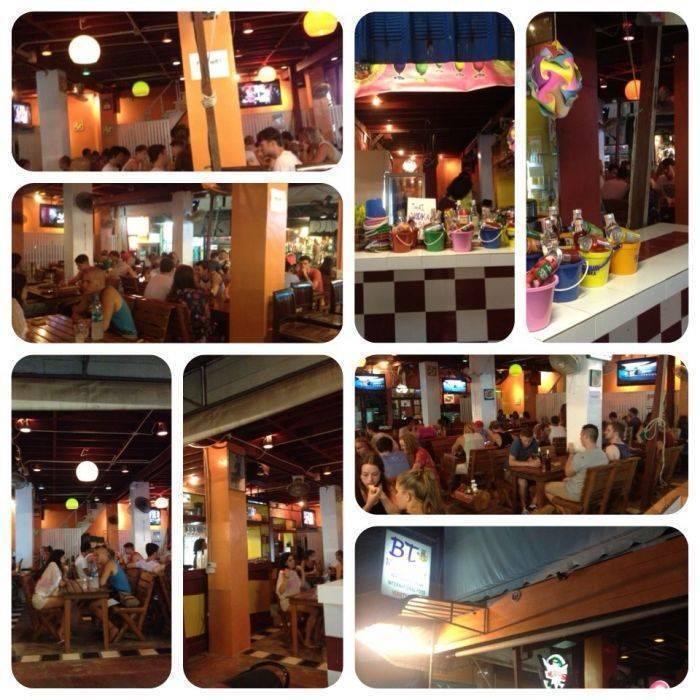 Bts Hostel and Restaurant, Haad Rin, Thailand, Thailand hotels and hostels