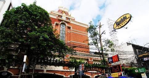 Buddy Lodge Hotel, Bangkok, Thailand, Beste Orte in meinem Hotel oder Hostel zu essen im Bangkok