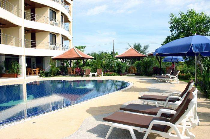 Chaweng Lakeview Condotel, Chaweng Beach, Thailand, best ecotels for environment protection and preservation in Chaweng Beach