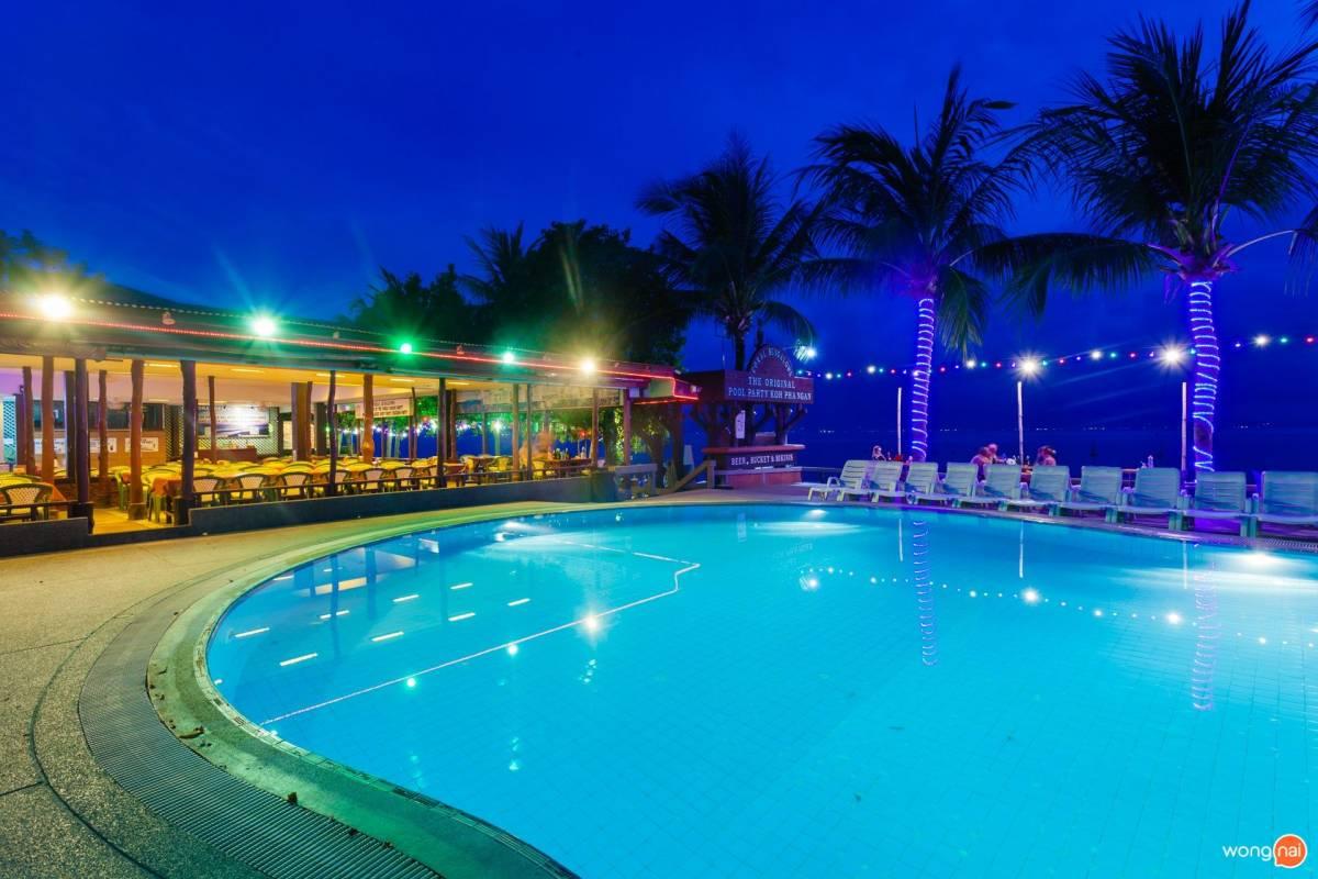 Coral Bungalows, Ko Phangan, Thailand, Thailand hotele i hostele