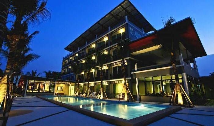Aranta Suvarnabhumi, Ban Khlong Lam Sali, Thailand hotels and hostels 7 photos