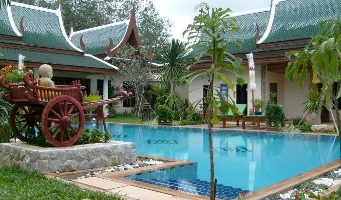 Baan Malinee B and B Phuket, top travel and hostel trends 4 photos
