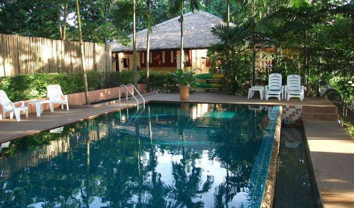 Baan Namping Riverside Village - Get low hotel rates and check availability in Saraphi, cheap hotels 20 photos