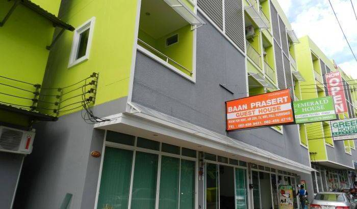 Baan Prasert Guesthouse - Get low hotel rates and check availability in Patong Beach 8 photos