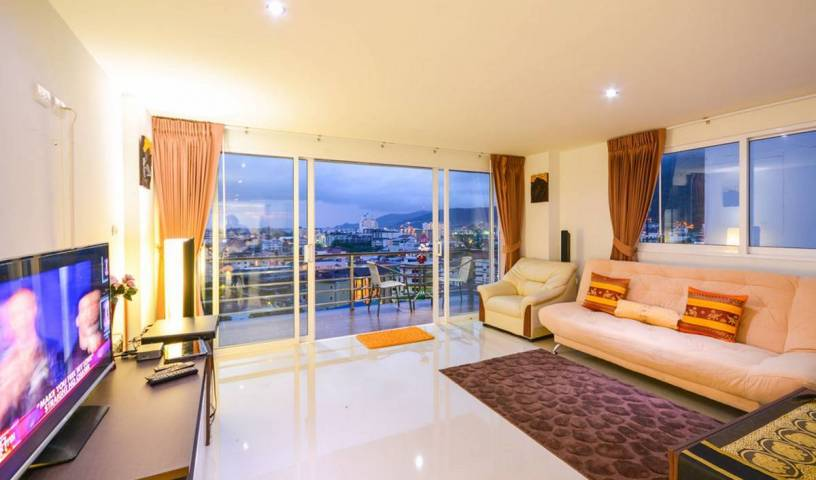 Best Stay Phuket D26 2 Bedroom Balcony - Search available rooms for hotel and hostel reservations in Patong Beach 1 photo