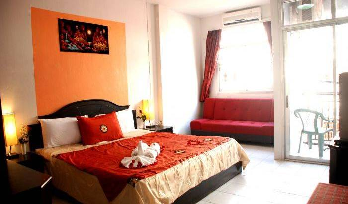 Casa Bonita Guesthouse - Search for free rooms and guaranteed low rates in Patong Beach, hotel bookings 8 photos