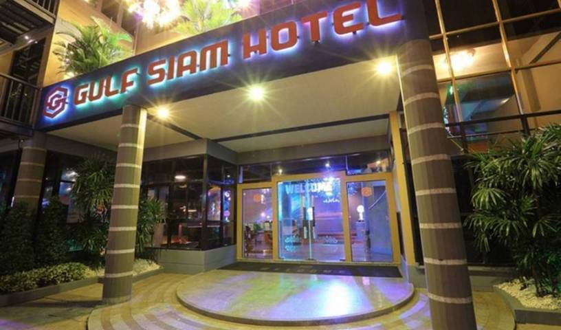 Gulf Siam Hotel and Resort Pattaya - Get low hotel rates and check availability in Pattaya, hotel bookings 49 photos