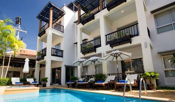 Krabi Apartment Hotel - Search for free rooms and guaranteed low rates in Krabi 12 photos