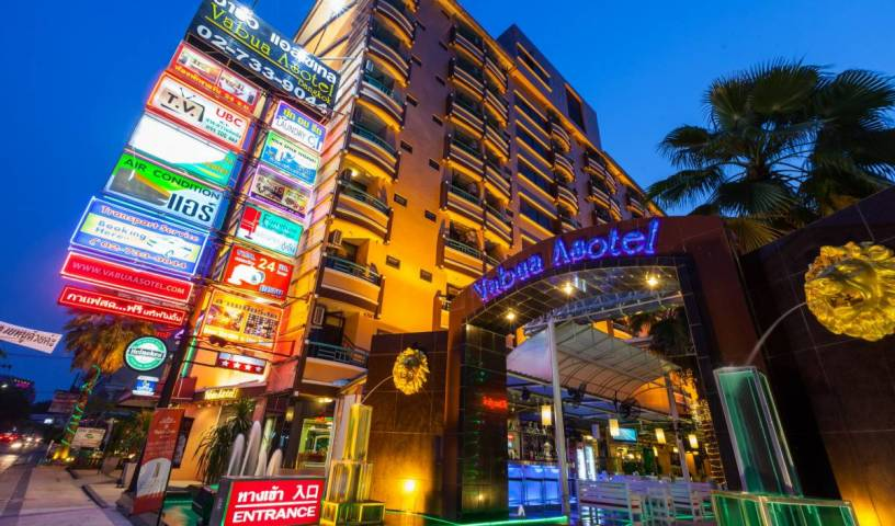 Vabua Asotel Bangkok - Search available rooms for hotel and hostel reservations in Bang Kho Laem 42 photos