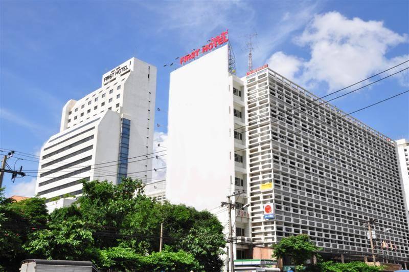 First Hotel Bangkok, Bangkok, Thailand, Thailand hotels and hostels