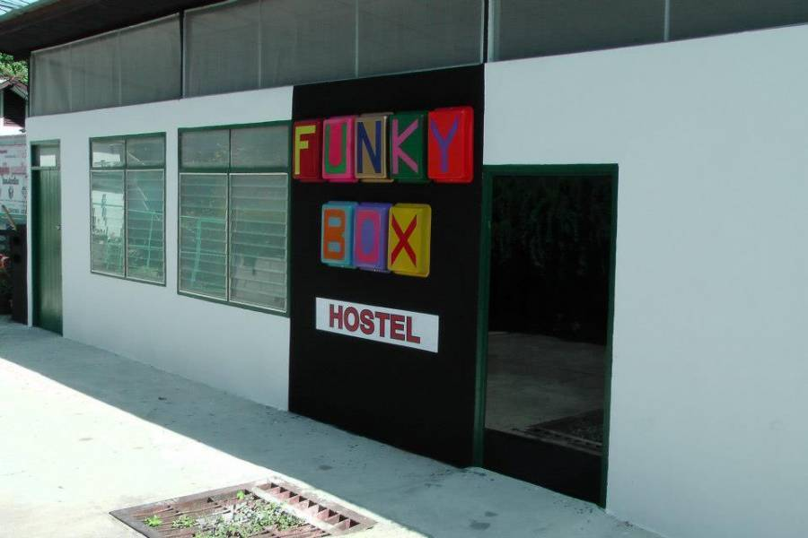 Funky Box Hostel, Chiang Khong, Thailand, first-rate travel and hotels in Chiang Khong