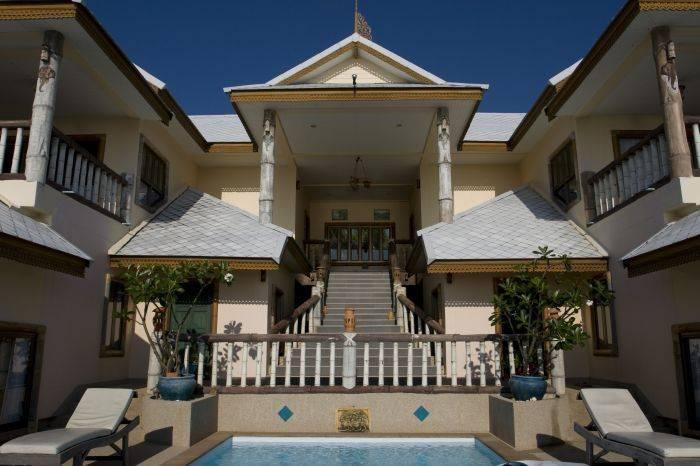 Haadson Resort, Bang Rak, Thailand, Thailand hotell och vandrarhem