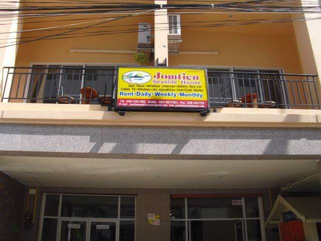 Jomtien Seaside House, Pattaya, Thailand, Thailand hotels and hostels