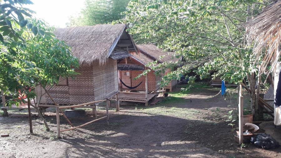Kk Hut Hostel, Pai, Thailand, hotels and hostels for fall foliage in Pai