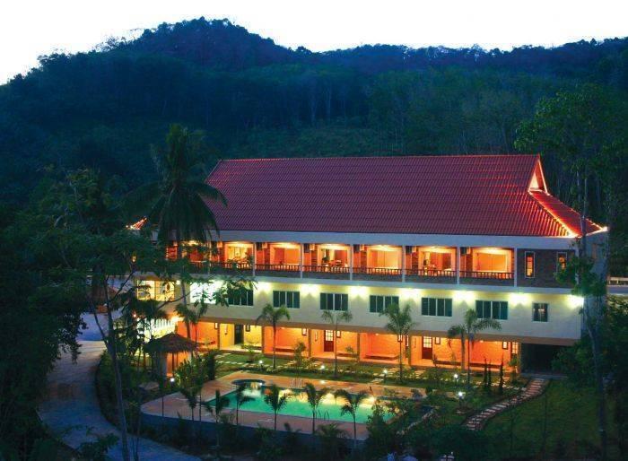 Krabi Phupranang Resort, Ao Nang, Thailand, Thailand hotels and hostels