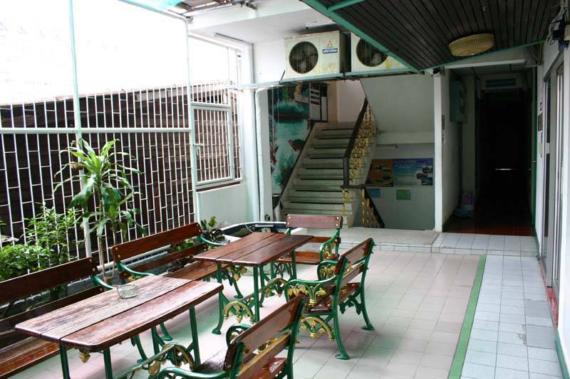 KS Guesthouse, Bangkok, Thailand, reliable, trustworthy, secure, reserve confidently with Instant World Booking in Bangkok