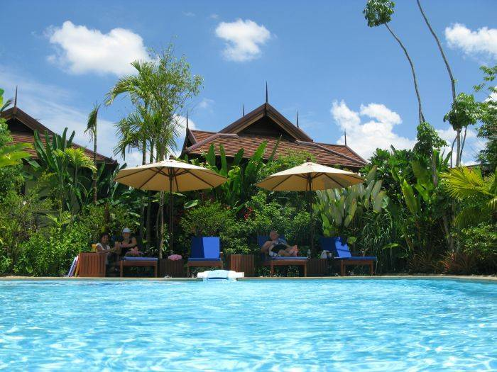 Oriental Siam Resort Chiang Mai, Chiang Mai, Thailand, Thailand hotels and hostels
