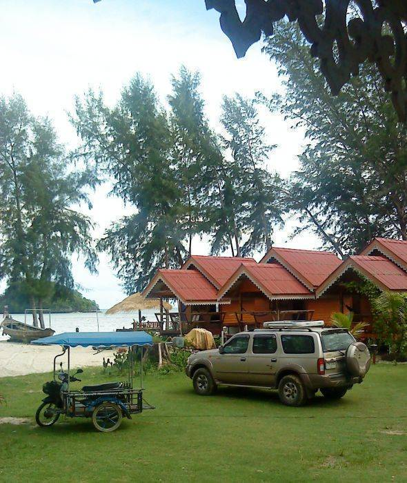 P.A.N. Beach Bungalows, Phi Phi Don, Thailand, Thailand hotels and hostels