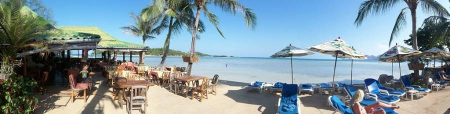 Papillon Resort, Chaweng Beach, Thailand, Thailand hotels and hostels