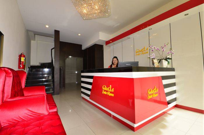 Q and D Suite Room 4, Pattaya, Thailand, Thailand hotels and hostels