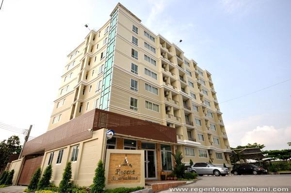 Regent Suvarnabhumi Airport Hotel, Bang Kho Laem, Thailand, Thailand hoteller og herberger