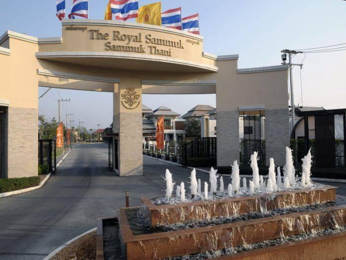Royal Sammuk Villa, Ban Bang Saen (2), Thailand, Thailand hotels and hostels