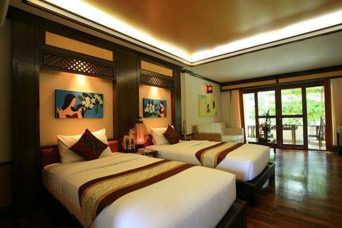 Salad Buri Resort and Spa, Ban Mae Nam, Thailand, find the lowest price for hotels, hostels, or bed and breakfasts in Ban Mae Nam