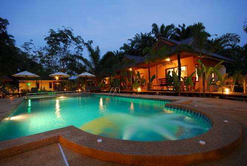 Sunda Resort, Krabi, Thailand, Thailand hotels and hostels