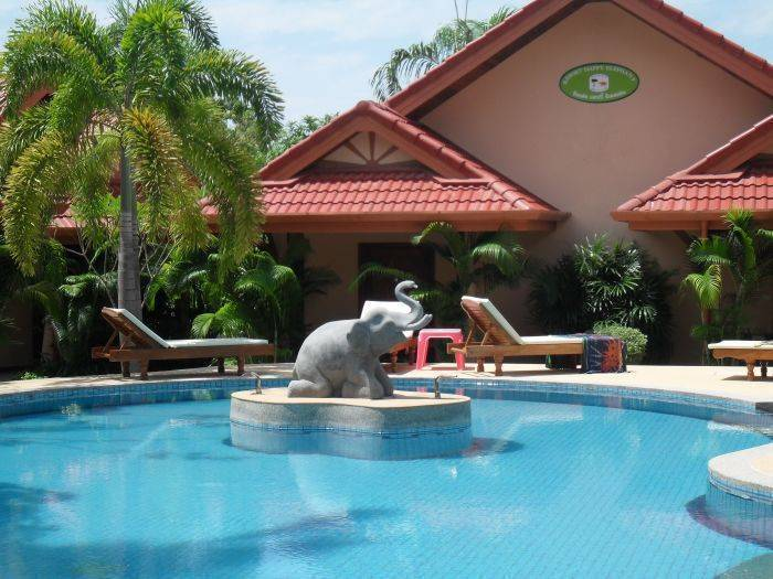 The Happy Elephant Resort, Ban Rawai, Thailand, Thailand hotels and hostels