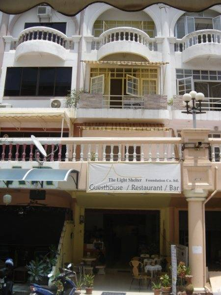 The Light Shelter Guesthouse, Jomtien, Thailand, Thailand hotels and hostels