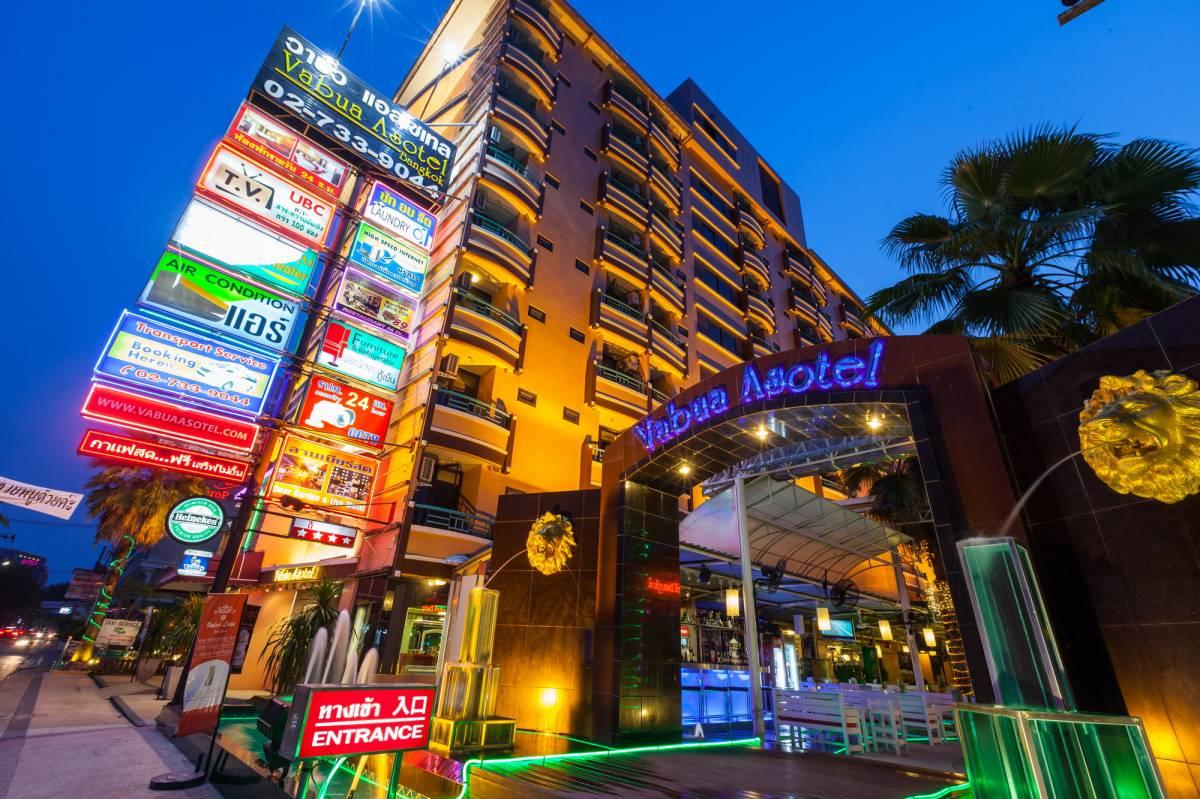 Vabua Asotel Bangkok, Bang Kho Laem, Thailand, Thailand 旅馆和酒店