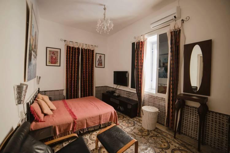 Maison D Hotes Dar El Fell, Sidi Bou Said, Tunisia, hostel vacations in Sidi Bou Said