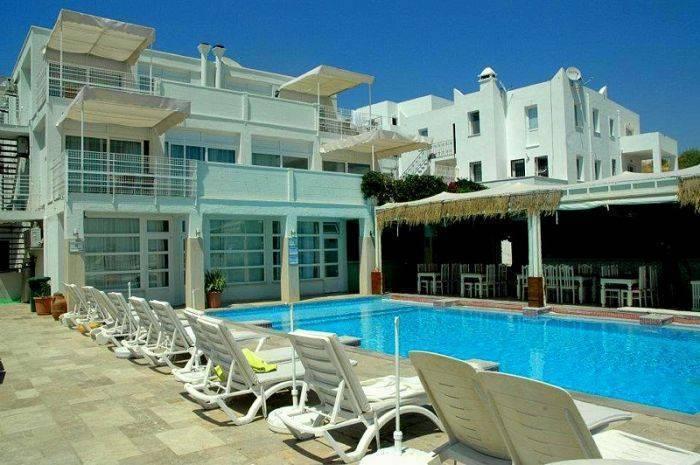 Bodrum Nova Apart Hotel, Bodrum, Turkey, Turkey hotels and hostels