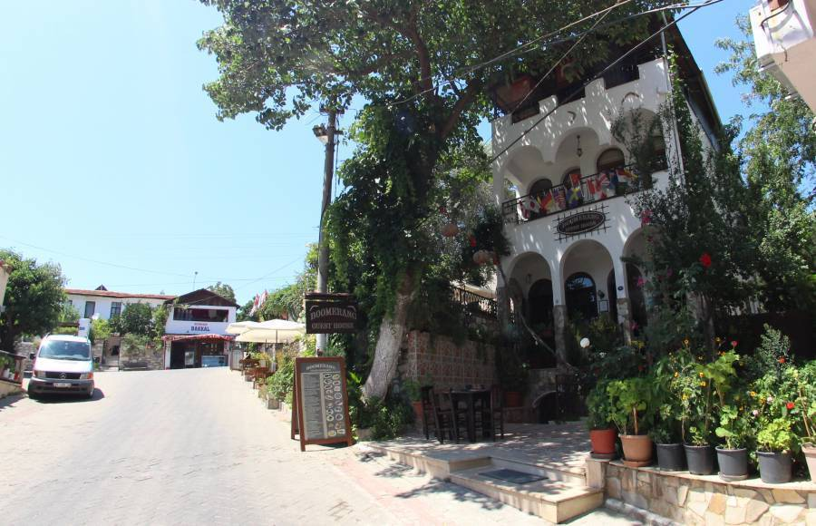 Boomerang Guesthouse, Selcuk, Turkey, Turkey hotels and hostels