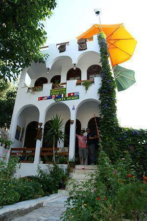 Boomerang Guesthouse, Selcuk, Turkey, cheap travel in Selcuk