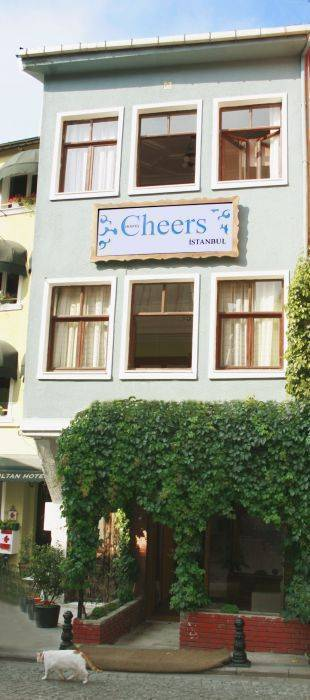 Cheers Hostel, Istanbul, Turkey, extraordinary world travel choices in Istanbul