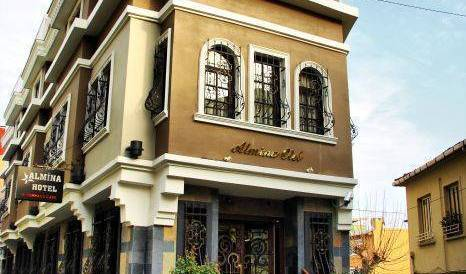 Almina Hotel - Get low hotel rates and check availability in Sultanahmet 13 photos