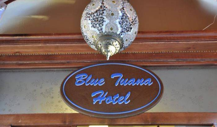 Blue Tuana Hotel - Search for free rooms and guaranteed low rates in Istanbul 12 photos