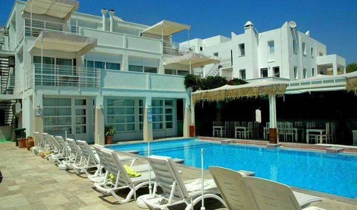 Bodrum Nova Apart Hotel - Search for free rooms and guaranteed low rates in Bodrum 21 photos